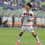 FCソウルの攻撃の要。兵役免除済みの韓国代表FWユン・イルロクがマリノスに加入。